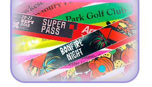 wristbands pane